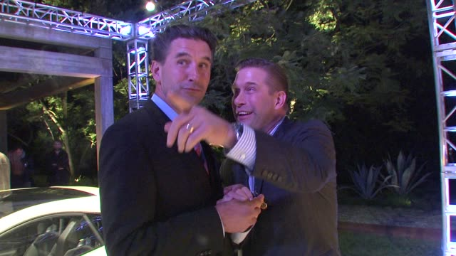 William Baldwin Stephen Baldwin at the US Launch Event for New Lotus Cars at Los Angeles CA