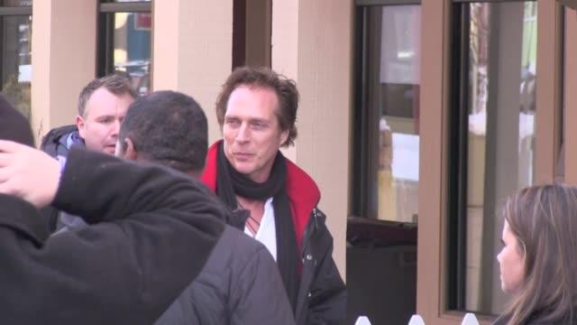 William Fichtner at the 2012 Sundance Film Festival in Park City Utah on 1/23/2012