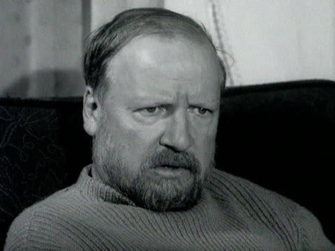 William Golding talks about why his books are so short