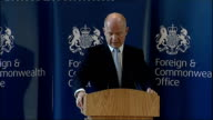 William Hague speech to the Foreign and Commonwealth Office Hague speech SOT In Europe while retaining our commercial representation and our consular...