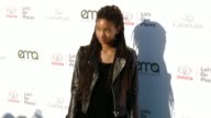 Willow Smith at the 27th Annual Environmental Media Association Awards at Barker Hangar on September 23 2017 in Santa Monica California