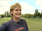 Jamie Murray interview following Mixed Doubles victory / Judy Murray interview Judy Murray interview SOT On how it felt when her son Jamie Murray and...
