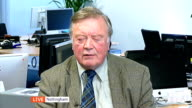 UKIP win Clacton byelection and narrowly beaten in Middleton and Heywood byelection ENGLAND London GIR INT Ken Clarke MP LIVE 2WAY interview from...