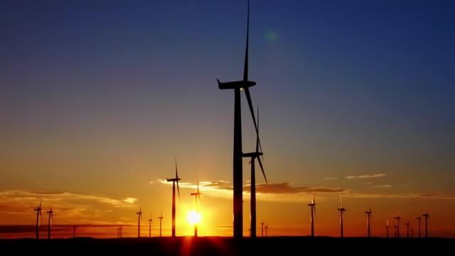 Wind Energy, Golden Sunset vers.2