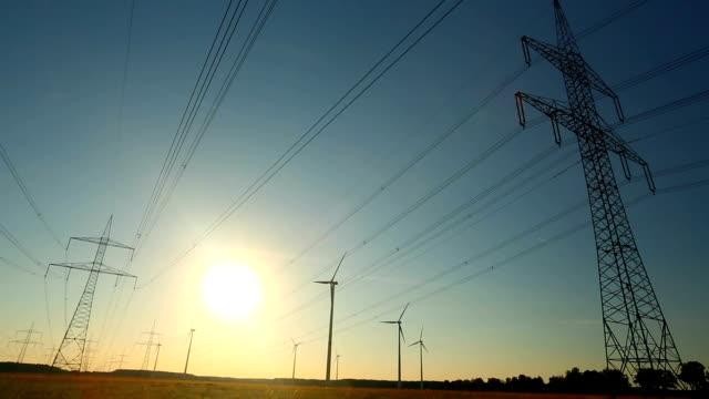 Wind Energy with sun