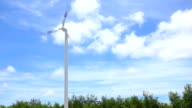 Wind energy-turbines