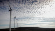 Wind farm, Marbella, Spain