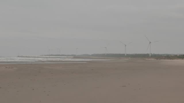 Wind Farm, power generator, Taiwan