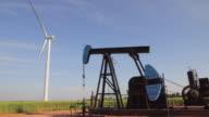 Wind Oil Future Past