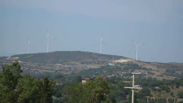 Windkraftanlagen in Izmir