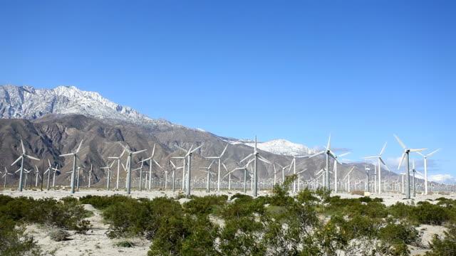 Wind Turbines - HD Video