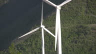 Wind Turbines makeing power