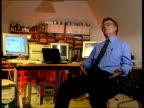 Windows chosen for Royal Navy destroyers Gerald Wilson interview SOT Professor Ian Angell Professor of Information Systems LSE] interview SOT General...