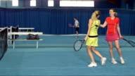 DS LS Winning A Doubles Match