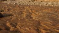 winter flood in the judean desert