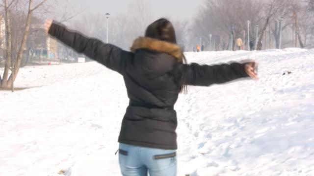 Winter freedom