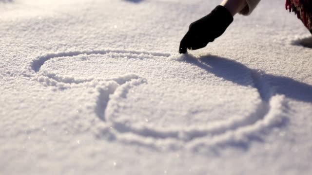 Winter-Herz