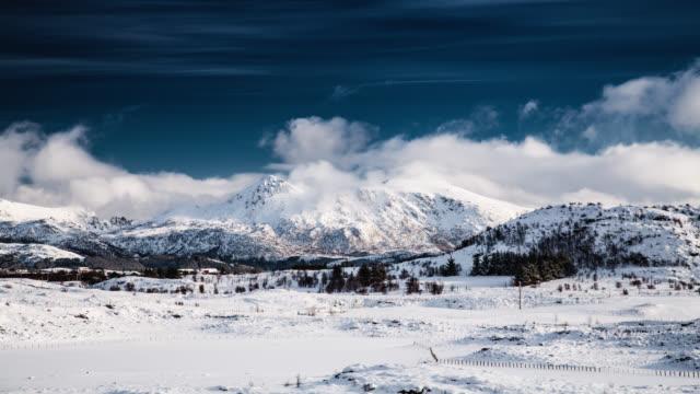 TIME LAPSE: Winter Landscape