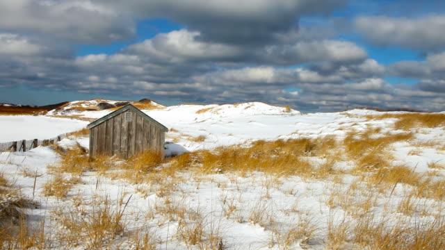Winter auf Cape Cod
