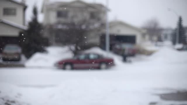 Winter Snow fall