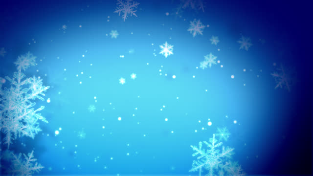 Winter Snow Falling