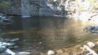 Winter waterfall 16 - HD 1080/30F
