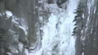 Winter Waterfall In Hokkaido