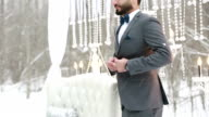 Winter-Hochzeit
