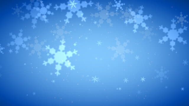 Winter Wonder Snowflakes