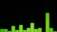 EQ Pulire con canale alfa verde