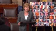 Wisconsin Senator Tammy Baldwin marks the first anniversary of an unthinkable act of hatred and terror at the pulse nightclub in Orlando Florida...