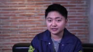 With a wisp of mustache and a low voice Philippine singer Jake Zyrus proudly says he is a different person from his former self US television star...