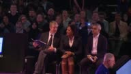 With London's mayoral election coming up next week the two main candidates Labours Sadiq Khan and Zac Goldsmith of the Conservative party attend a...