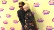 Wiz Khalifa Amber Rose at 2012 MTV Video Music Awards on 9/6/12 in Los Angeles CA