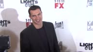Wladimir Klitschko at the 'Lights Out' New York Premiere at New York NY