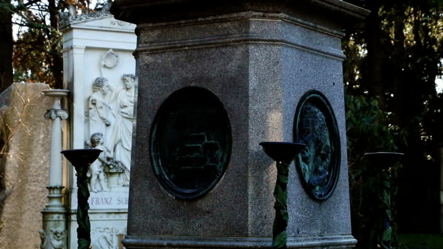 Wolfgang Amadeus Mozart Honorary Grave