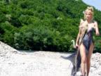 Woman archer (NTSC Video)