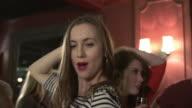 woman dancing in nightclub