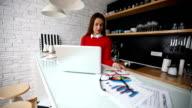 Woman freelancer