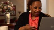 Woman Makes Online Purchase - MCU