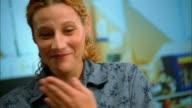 Woman Speak Sign Language