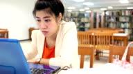 woman using laptop computer
