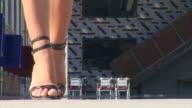 HD: Woman's Legs