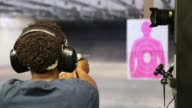 Women are learning to safely handle firearms in Chicago worried about the gun violence and soaring murder rate in their city
