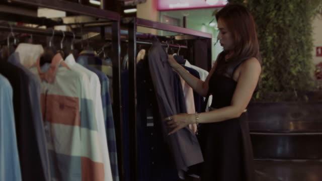 women in shopping mall