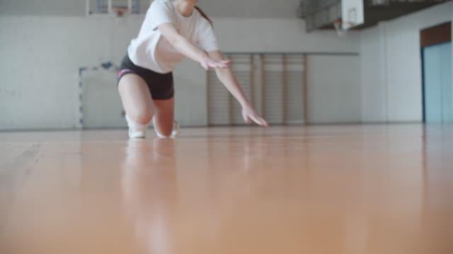 Frauen im Sport - Volleyball