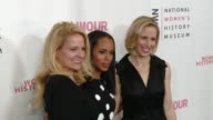 CHRYON Women Making History Awards Honoring Kerry Washington Instagram COO Marne Levine SpaceX President COO Gwynne Shotwell at The Beverly Hilton...