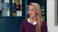 Women win divorce ruling to reopen settlements where partners have lied about assets ENGLAND London GIR INT Georgina Hamblin LIVE studio interview SOT