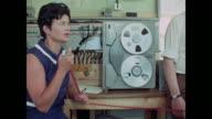 1969 Women Working in Engineering
