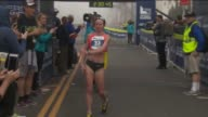 KTLA Women's Finish Line at The Los Angeles Marathon